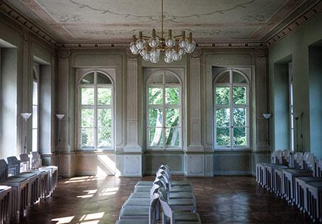 Naturkundemuseum Ostbayern Historischer Saal